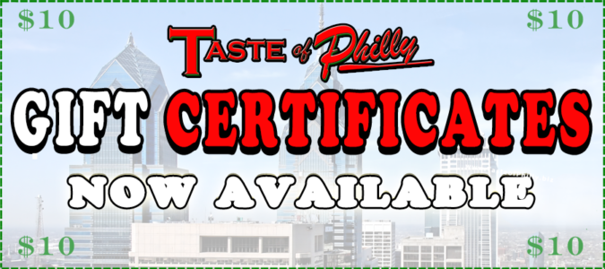 Taste Of Philly Home Of The Real Philly Cheesesteak